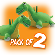 SALE | PACK OF 2 | LALA THE BOUNCY DINO