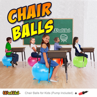 Chair Balls for classroom