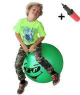 Hoppity Hop Ball: Green (large)