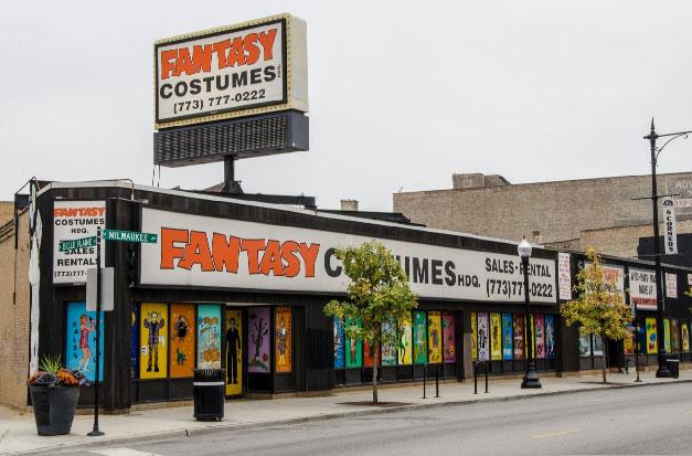 Fantasy Costumes Store