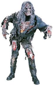 Complete Zombie Adult Costume