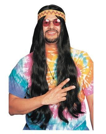 hippie wigs