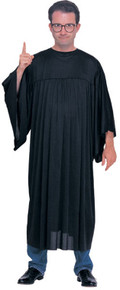 Judge Robe Adult Costume