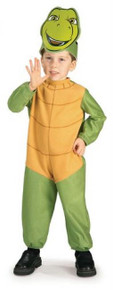 TURTLE OVER THE HEDGE VERNE COSTUME CHILD