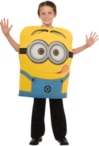 DESPICABLE ME DAVE CHILD COSTUME