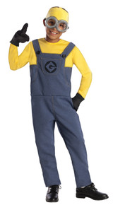 DESPICABLE ME 2 DAVE CHILD COSTUME