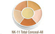 BEN NYE TOTAL CONCEAL ALL WHEEL
