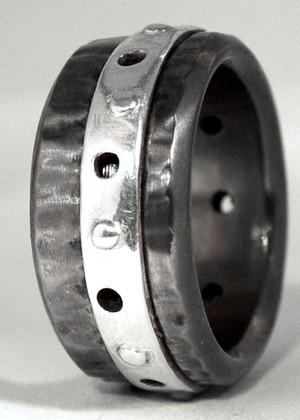 paleolithic machine ring