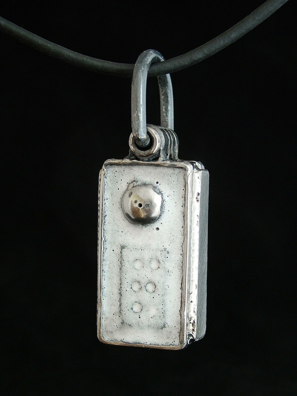 Industrial Artifact Locket #1