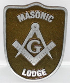 Masonic Lodge Grave Marker