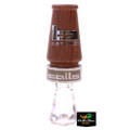 Little Bub Poly Carb Duck Call - Single Reed - Wood Grain & Clear