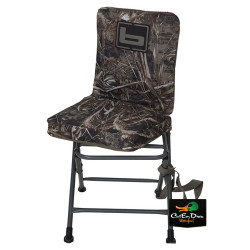 stool chair realtree swivel camo hunting new dove banded blind store slough blinds rc tall duck max padded seat