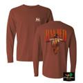 Dead Mount L/S T-Shirt - Brown