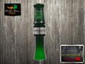 FIELD PROVEN CALLS FPC ADRENALINE GOOSE CALL MALLARD GREEN ACRYLIC FREE DVD!