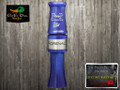 FIELD PROVEN CALLS FPC ADRENALINE GOOSE CALL BLUE PEARL ACRYLIC FREE DVD!