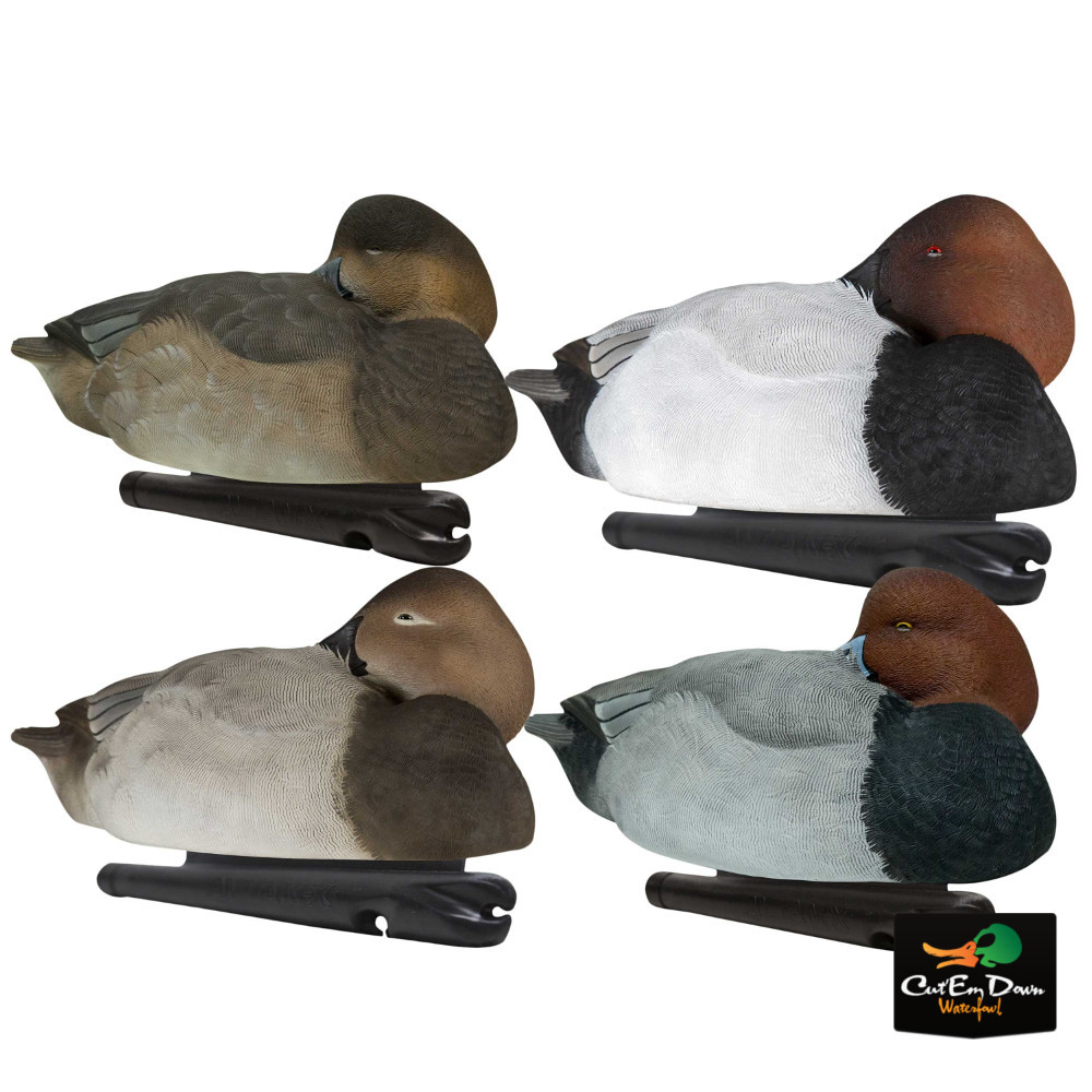Avian-X Top Flight Redhead / Canvasback Sleeper Pack Floating Duck ...