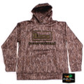 Banded Hoodie Bottomland w/ Olive Logo
