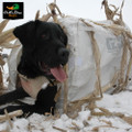 AVERY OUTDOORS GHG GROUND FORCE DOG BLIND SNOW COVER