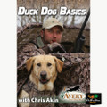 AVERY SPORTING DOG CHRIS AKIN DUCK DOG BASICS RETRIEVER TRAINING DVD