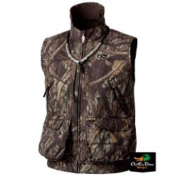 Drake Waterfowl Fleece Lined Refuge Hs Vest
