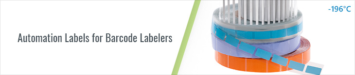 AUTOMATION LABELS FOR BARCODE LABELERS