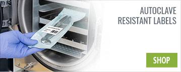 Autoclave Resistant Labels