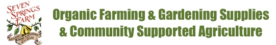 Seven Springs Farm Organic Farming & Gardening Supplies LLC