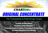 CharGrow BioChar Bio Granules Concentrate 32 oz