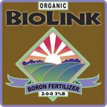 Boron Liquid BioLink (2-0-0) 3% 2.5 Gallons