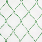 "AviGard 3/4"" Diamond Mesh Bird Netting - Premium Flex Long Life 28 ft x 100 ft"