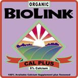 Cal Plus Liquid 6% 2.5 Gallon