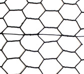 Steel Hex Wire PVC Coated 2'x100' (Drop Ship) DE1521