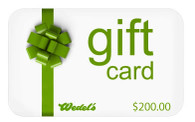 $200.00 Gift Card