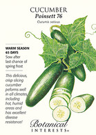 Cucumber Poinsett 76 Seeds