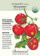 Tomato Pole Moneymaker Organic HEIRLOOM Seeds