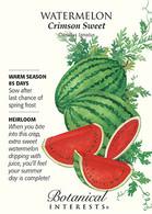 Watermelon Crimson Sweet HEIRLOOM Seeds