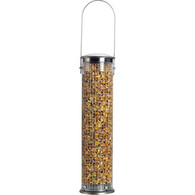 Aspects Medium Brushed Nickel Peanut Silo Feeder