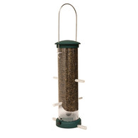Aspects Small Spruce Green Thistle Quick Clean Bird Feeder