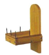 Stovall - Five Cob Squirrel Feeder