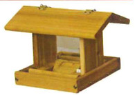 Stovall - Small Hanging Hopper Feeder