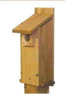 Stovall - Woodpecker House