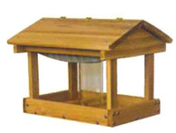 Stovall - Pavilion Feeder with Seed Hopper