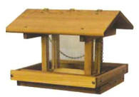 Stovall - Deluxe 4 Sided Feeder, Removeable Perforated Plastic Floor