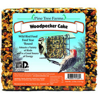 Pine Tree Farms 2.5 Woodpecker Cake