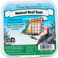 Pine Tree Farms 10 oz. Natural Beef Suet Cake