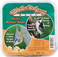 Pine Tree Farms 11 oz. Nutty Butter Suet Cake