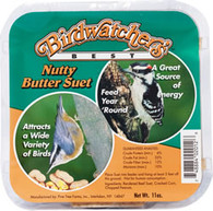 Pine Tree Farms 11 oz. Nutty Butter Suet Cakes (12/case)