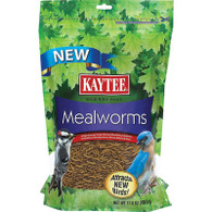 Dried Mealworms - 7 oz