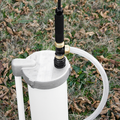 6 Inch Well Cap with EarthStraw Gripper