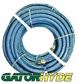 Gatorhyde 100 Foot 200-PSI Hose with Nickle Fittings and Drinking Water Safe Materials